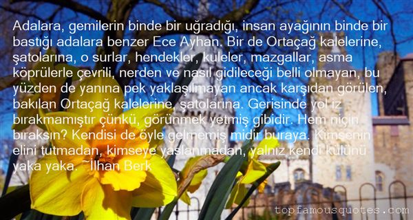 Quotes About Ayhan