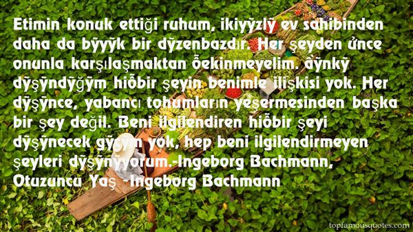 Quotes About Bachman