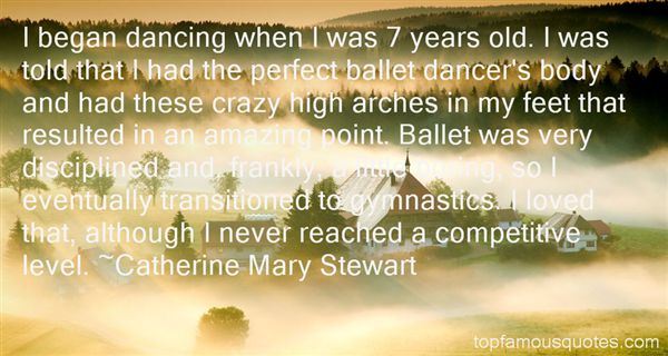 Quotes About Ballet