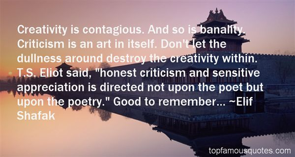 Quotes About Banality