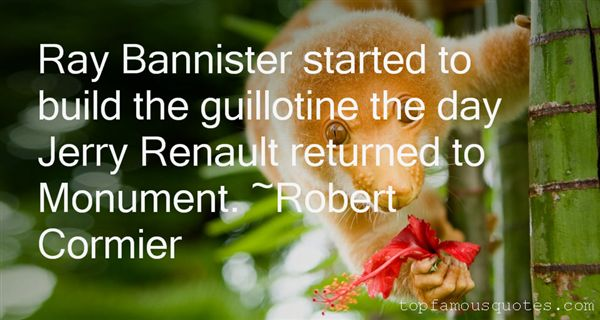 Quotes About Bannister