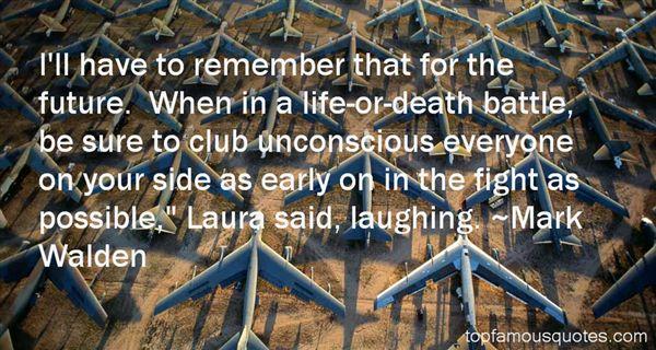 Quotes About Battle