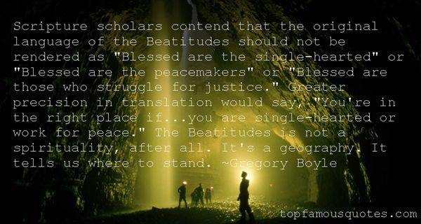 Quotes About Beatitudes