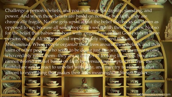 Quotes About Belief And Faith