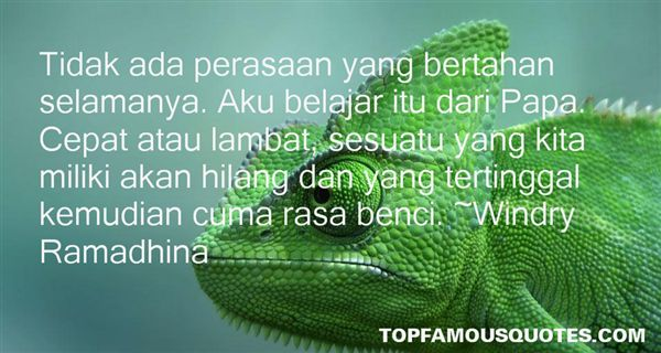 Quotes About Benci
