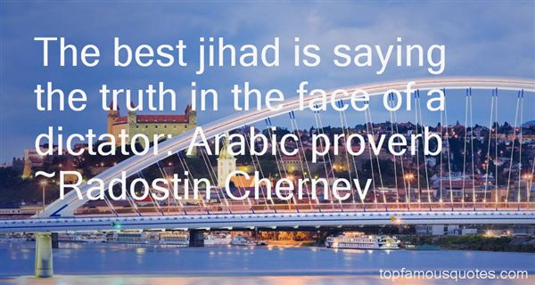 Quotes About Best Jihad