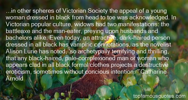 Quotes About Black Widows