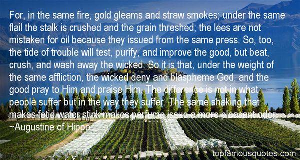 Quotes About Blaspheme