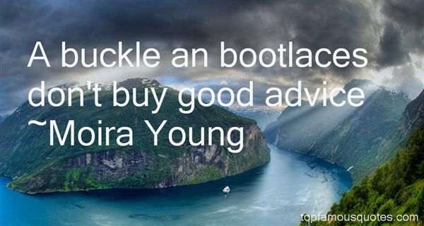 Quotes About Bootlaces