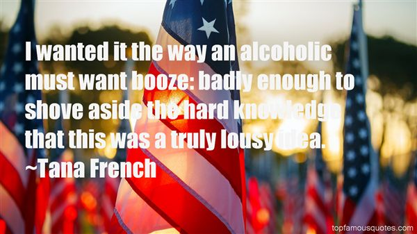 Quotes About Booze