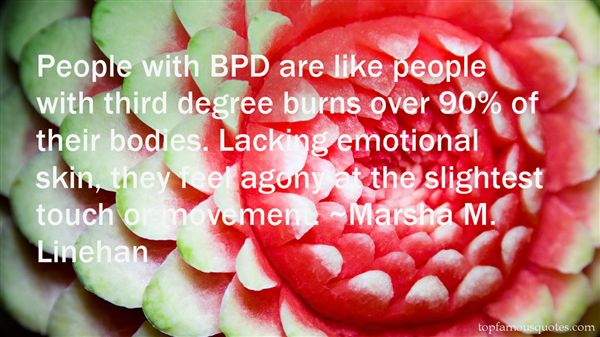 Quotes About Bpd