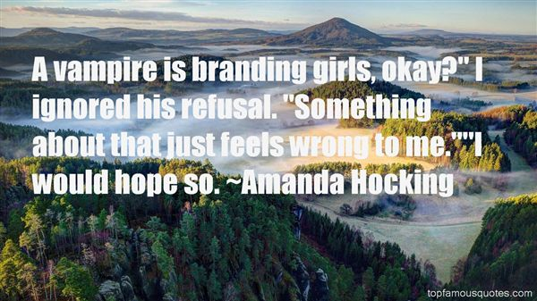 Quotes About Brandi