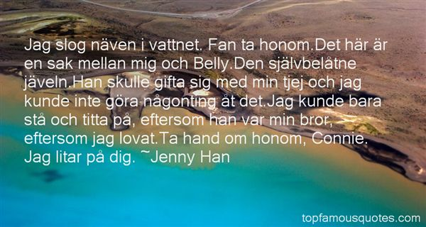 Quotes About Bror
