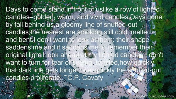 Quotes About Candles Light