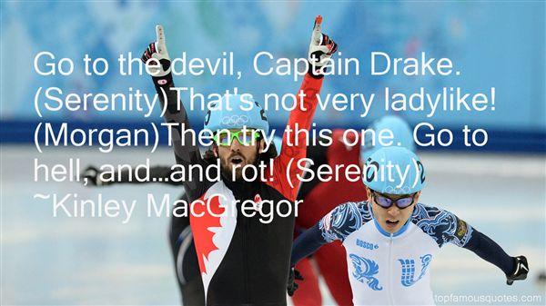 Quotes About Captain Morgan