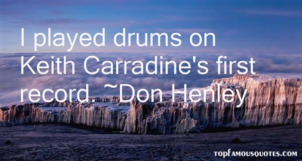 Quotes About Carradine