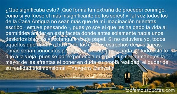 Quotes About Casa