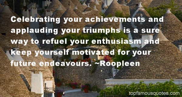 Quotes About Celebrating Yourself