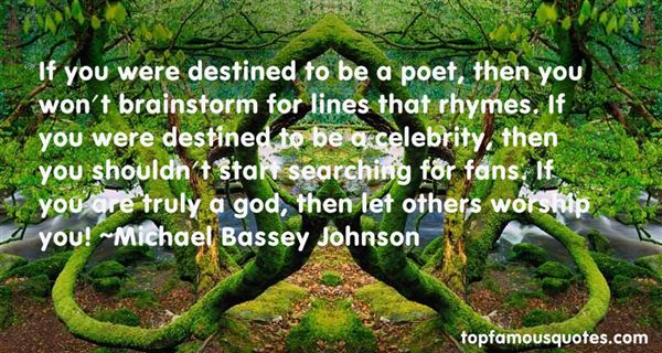 Quotes About Celebrity Worship