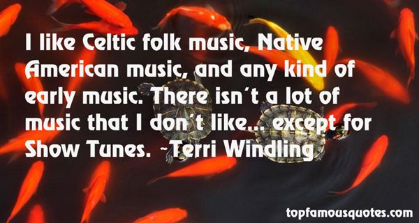 Quotes About Celtic Music