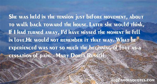 Quotes About Cessation