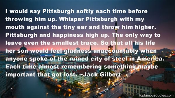 Quotes About City Of Ember