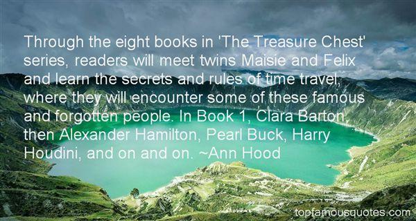 Quotes About Clara Barton