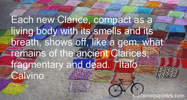 Quotes About Clarice