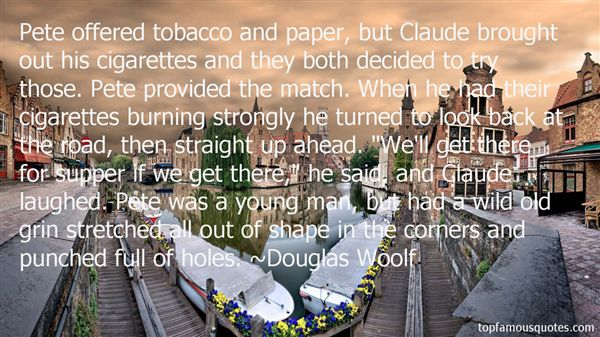 Quotes About Claude