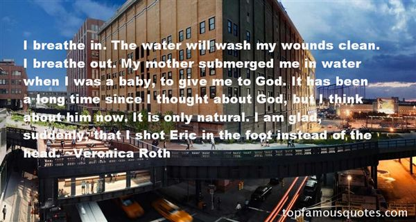 Quotes About Clean Water