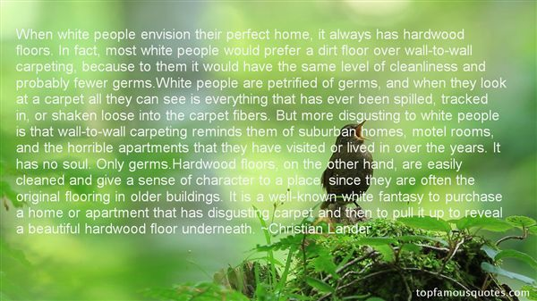 Quotes About Cleanliness At Home