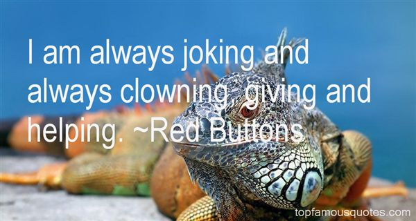 Quotes About Clowning