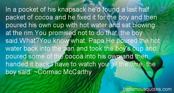 Quotes About Cocoa