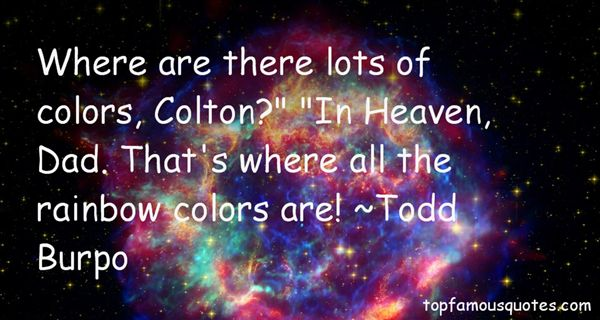 Quotes About Colton