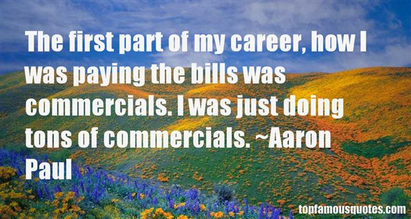 Quotes About Commercials