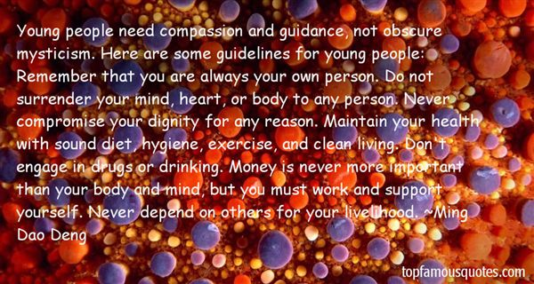 Quotes About Compassion For Others