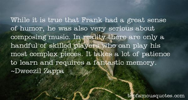 Quotes About Composing Music