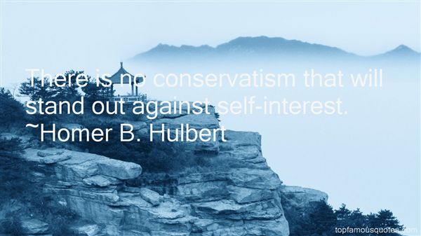 Quotes About Conservatism