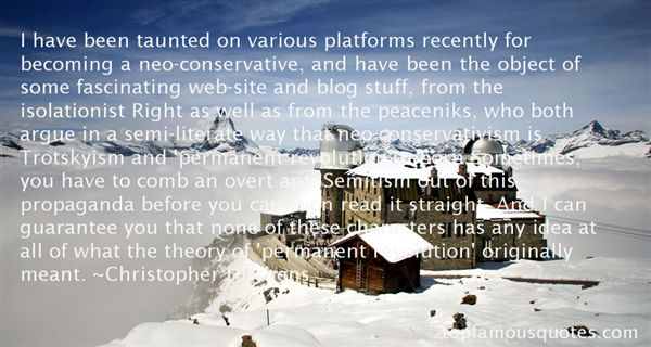 Quotes About Conservativism