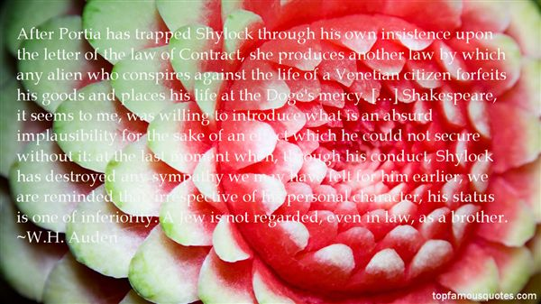 Quotes About Contract Law