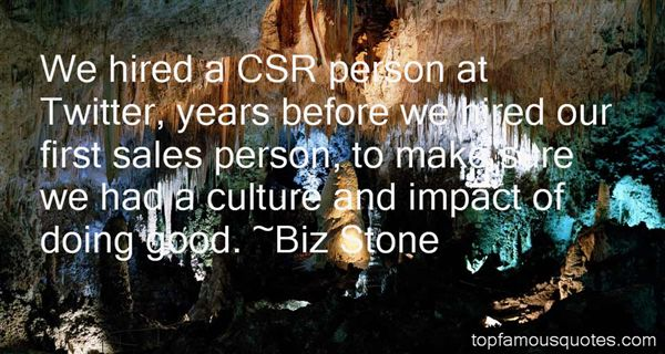 Quotes About Csr