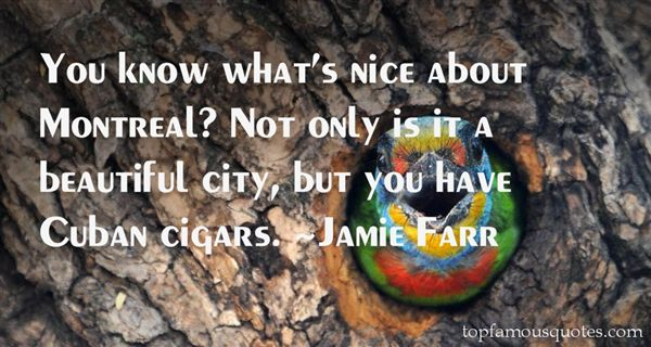Quotes About Cuban Cigars