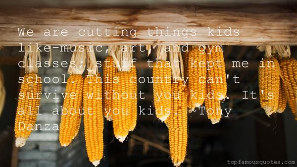 Quotes About Cutting Classes