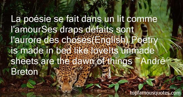 Quotes About Dawn