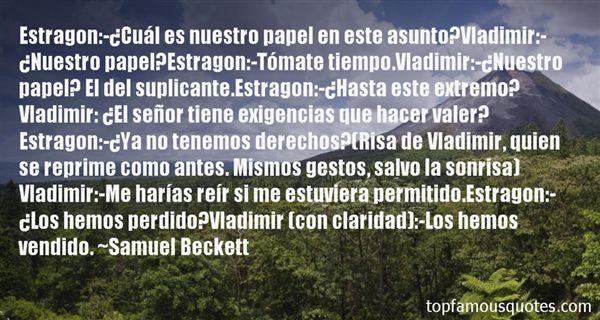 Quotes About Derechos