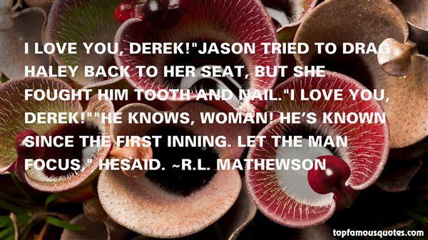 Quotes About Derek Hale