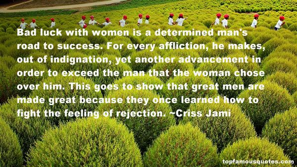 Quotes About Determined Woman