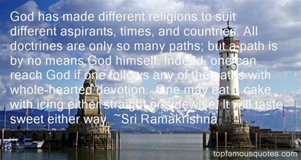 Quotes About Different Religions