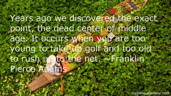 Disc Golf Quotes: best 3 famous quotes about Disc Golf