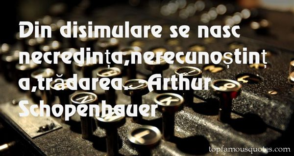 Quotes About Disimulare
